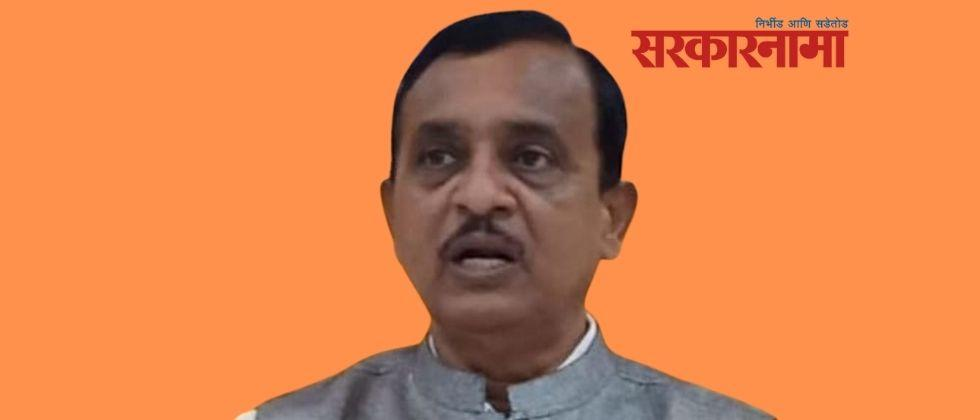 Congress OBC cell state president Bhanudas Mali's criticism of Sharad Pawar and Ajit Pawar :