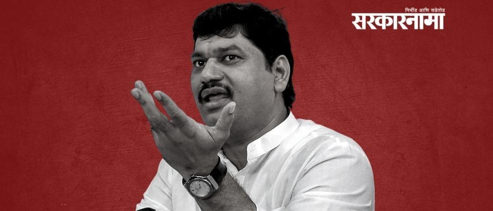 dhananjay munde supporters claims women are blackmailing their leader