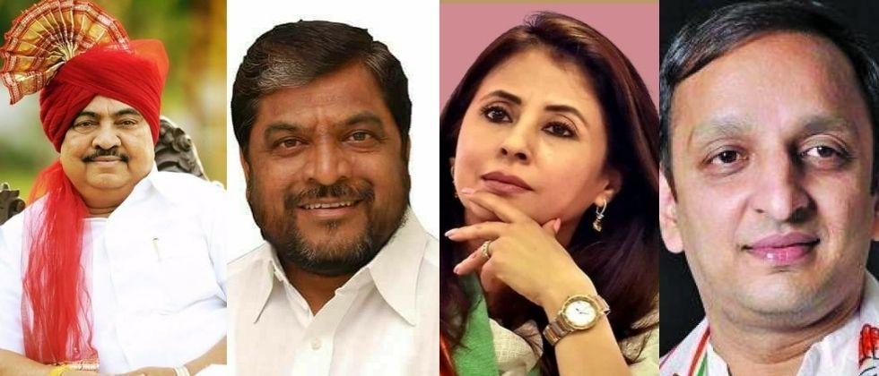 Government's strong argument in court for appointment of Khadse, Shetty, Matondkar, Sawant