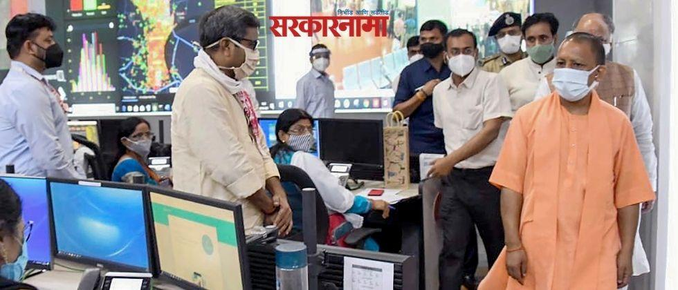 lucknow covid command center caller says covid patients to die there