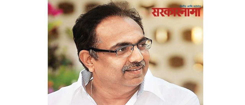 ...So Jayant Patil is not announcing his role in the election of Krishna sugar factory