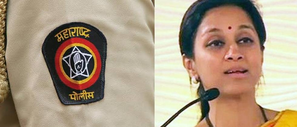 Supriya Sule Congratulated Nashik Police Personnel who Helped Pregnant Woman