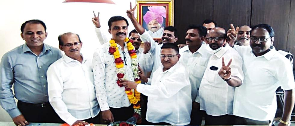 NCP's mayor in Wai municipality; Vice President takes over ...