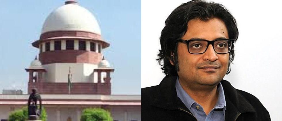 Suprme Court protects Arnab Goswami from arrest in Maharashtra assembly privilege case