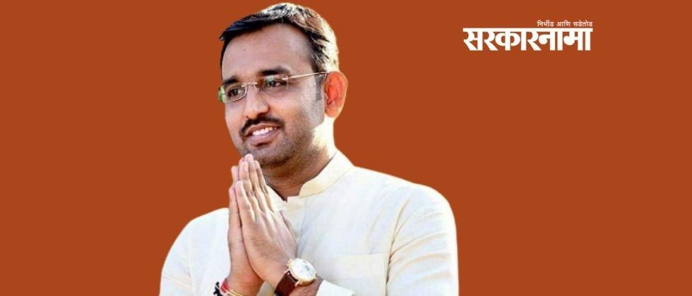 Bhagirath Bhalke's name is leading in the Pandharpur candidature survey