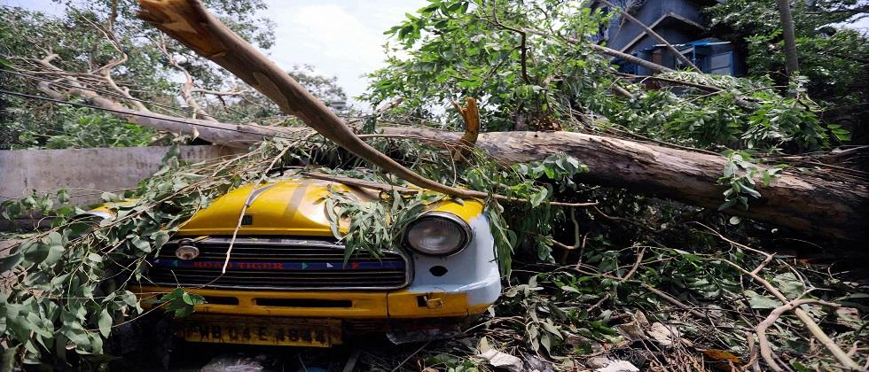 opposition parties urged centre to declare cyclone amphan national calamity