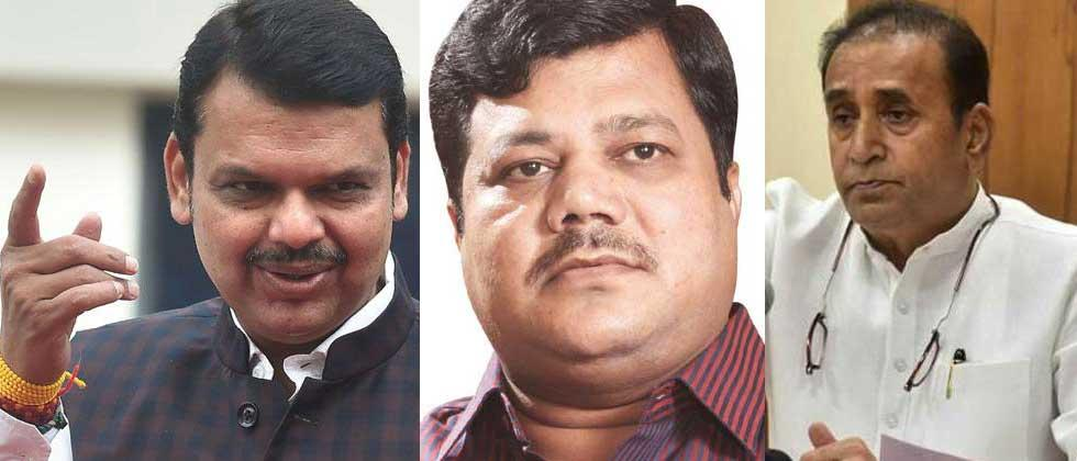 Maintain law and order instead of criticizing Fadnavis: Darekar's reply to Home Minister