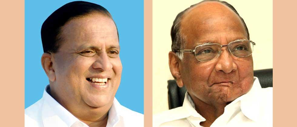 k p patil and a y patil run in governor nominated mlc post race