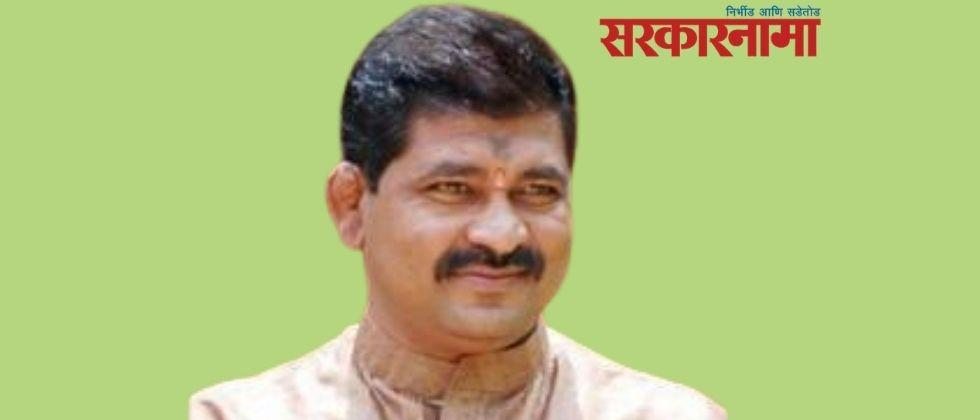 Cancel water to Indapur; Otherwise, we will stop the tunnel work going to Marathwada: Narayan Patil