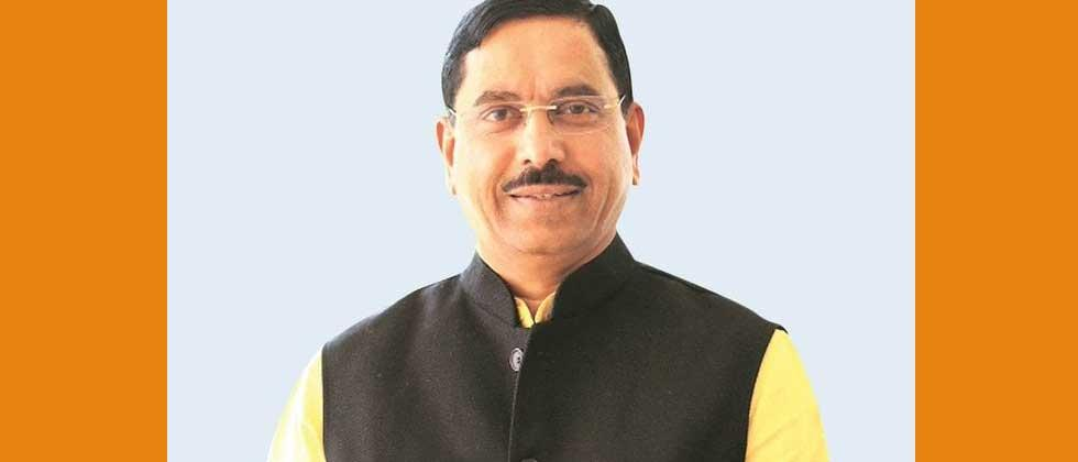 Union Minister Pralhad Joshi infected with corona
