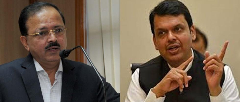 bjp leader subhash bhamre defends devendra fadnavis over cag report
