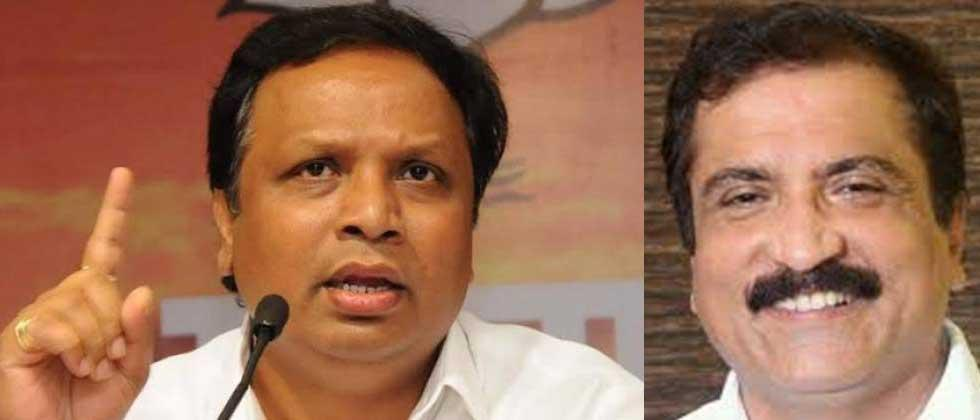 Ashish Shelar's wings have been cut off by appointing Atul Bhatkhalkar in charge