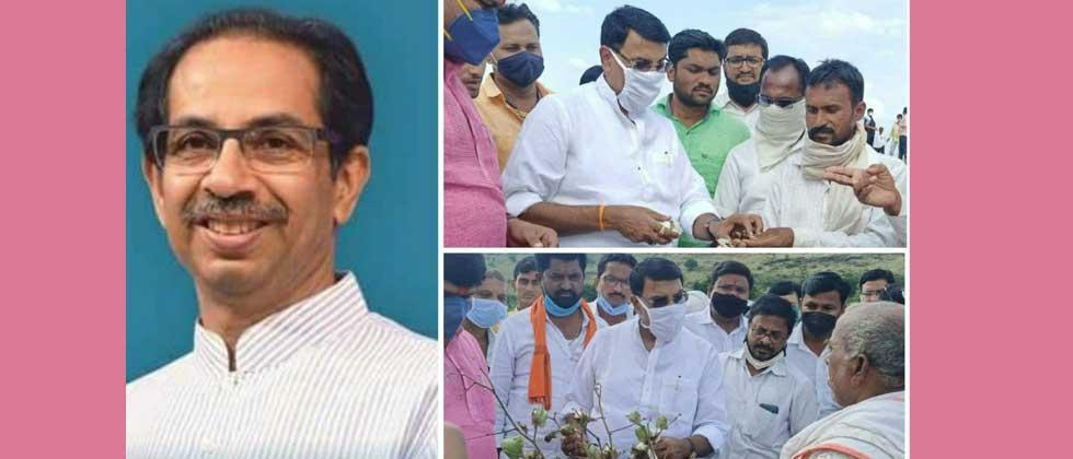 taking care your tears and feelings to Chief Minister Thackeray: Jaydatta Kshirsagar