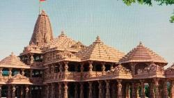 Devotees are expected to be allowed entry in Ram Mandir by 2023 end