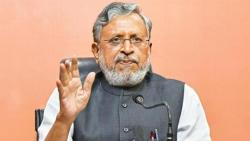 bjp leader sushil kumar modi says bjp is one way traffic party