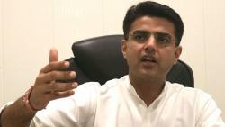 we are standing here after taking treatment from delhi doctor Says sachin pilot