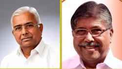 Chandrakant Patil criticizes Arun Lad