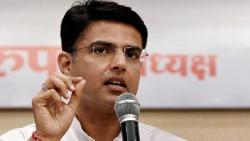 earlier i was part of government but now i am not said congress leader sachin pilot