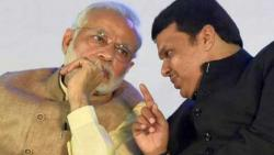 The country and its people have placed their trust in PM Modi says Devendra Fadnavis