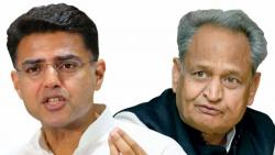 congress leader sachin pilot wrote letter to rajasthan chief minister ashok gehlot
