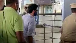 Aaditya Thackeray on Nagpur Airport
