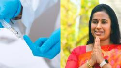 BJP MLA From Jintur Meghana Bordikar Found Corona Positive