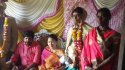 Bacchu Kadu Stood up as Father in Supporters Daughter Wedding