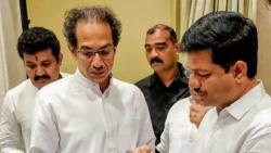Uddhav Thackeray Gives Advice to MLA Kailas Patil
