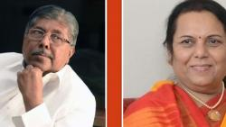 Chandrakant Patil - Neelam Gorhe