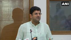 I will quit my post the day any danger to the MSP system is posed says Dushyant Chautala