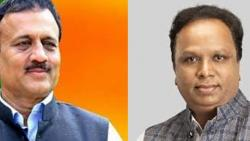 Jayant Patil Taunts Girish Mahajan Ashish Shelar