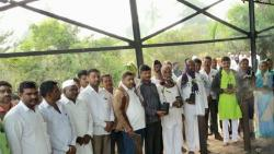 Nashik NCP Deputy Sarpanch Started New Tradition After Mothers Death