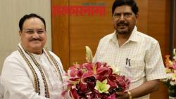 BJP should form alliance with Republican Party in forthcoming Uttar Pradesh elections : Athavale
