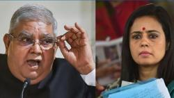 Governers office is his extended family says Mahua Moitra