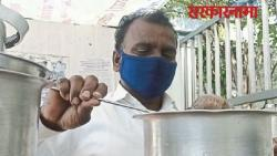 A tea vendor from Baramati made a money order of Rs 100 to Prime Minister Modi