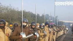 No Order For Metal Lathis says Delhi Police After Cops' Photo Goes Viral