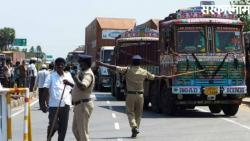after kerala chief minister warning karnataka opens border again