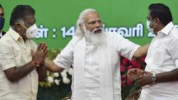 Tamilnadu election Prime Minister Modis influence has not been seen