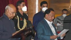union minister narayan rane thanks everyone for wishes