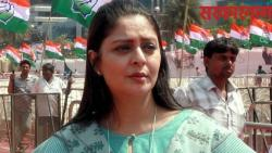 actor turned politician nagma tests positive for covid 19