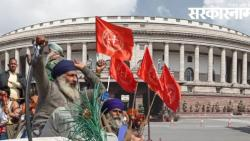 protesting farmers will march on parliament in may against farm laws