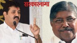 Sanjay Rathore gave the Answer to Chandrakant Patil's criticism