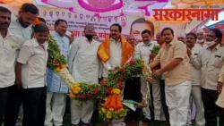 Jayant Patil should be the Chief Minister now : Basavaraj Patil