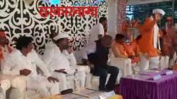 Minister of State Abdul Sattar left without inaugurating the village secretariat
