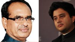 Competition between Jyotiraditya Shinde and Shivraj Singh for big ministry in Madhya Pradesh
