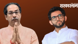 Uddhav Thackeray - Aditya Thackeray