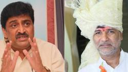 Vinayak Mete Criticism on Ashok Chavan Over Maratha Reservation