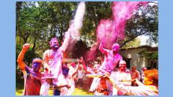 latur, nanded collectors cement strong friendship with colours