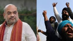 amit shah invited farm organisations for talks without any conditions