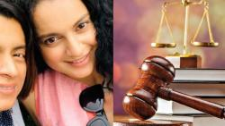court orders mumbai police to register complaint against kangana ranaut and her sister